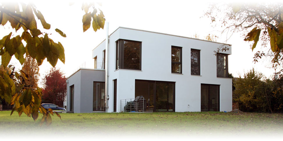Massivhaus mit flachdach beipielplanung 1 jetzthaus for Flachdachhaus grundriss