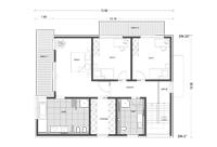 architektenhaus mit pultdach jetzthaus das massivhaus mit system. Black Bedroom Furniture Sets. Home Design Ideas